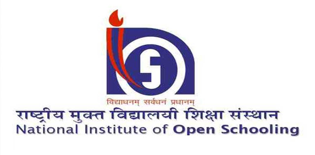 NIOS 10th and 12th Datesheet 2019 released, Exam to begin on 2nd April