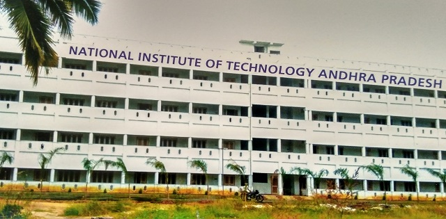 NIT, Andhra Pradesh Medical Officer & Other Posts