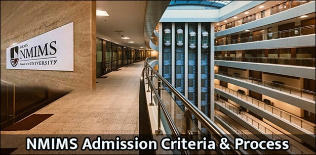 NMIMS Admission Criteria & Process (2019-21)