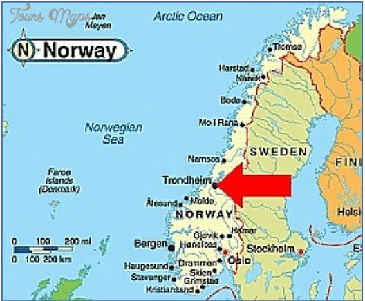 NORWAY-MAP