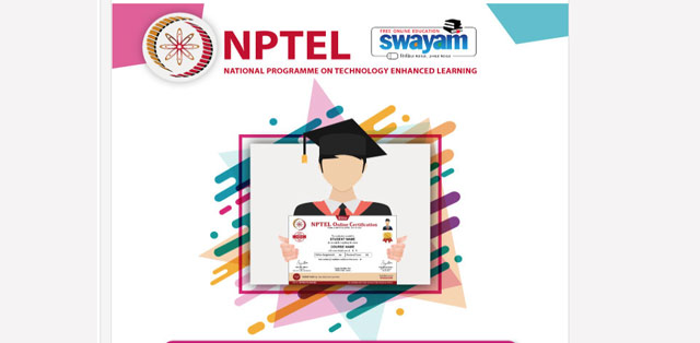 NPTEL admit card 2018 released for October examination at