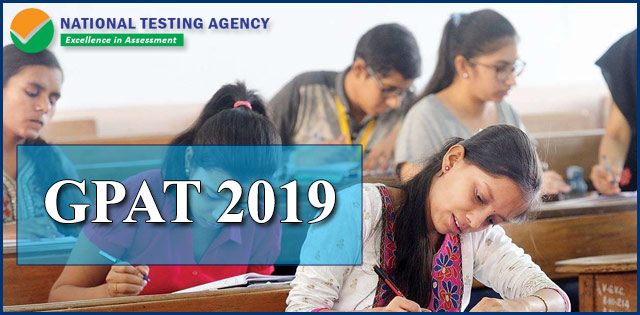 NTA GPAT 2019: Final schedule for the examination declared, check here