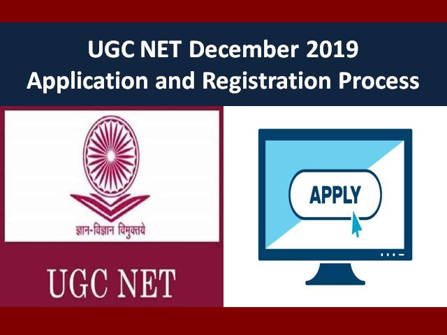 NTA UGC NET December 2019 Application Process begins from 9th September