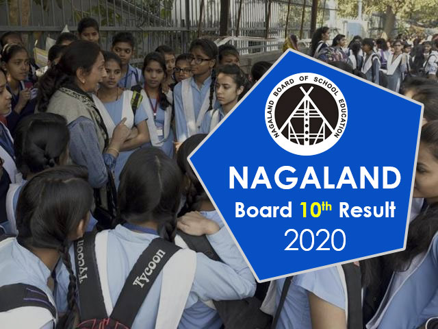 Nagaland Board 10th Result 2020