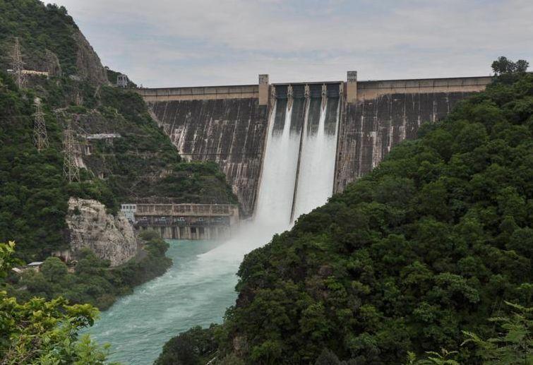 Nangal Dam