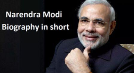 Narendra Modi Biography: Early Life, Family, Political Life
