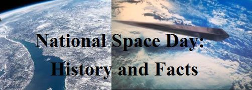 National Space Day 2019: History and Space Facts