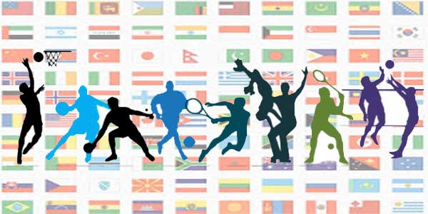 List of countries and their national games| GK Sports Fact