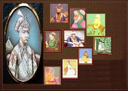 Nazratnas of Akbar