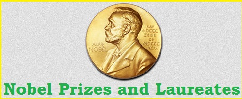 Nobel Prizes and Laureates