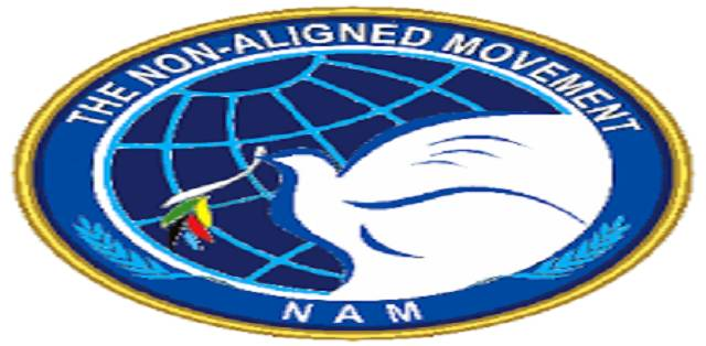 Non Aligned movement official Logo