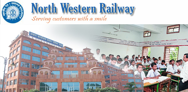 North Western Railway hiring for PGT,TGT Teachers
