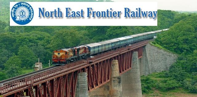 Northeast Frontier Railway Recruitment 2018