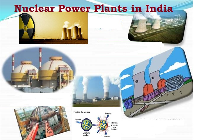 List of Nuclear Power Plants in India