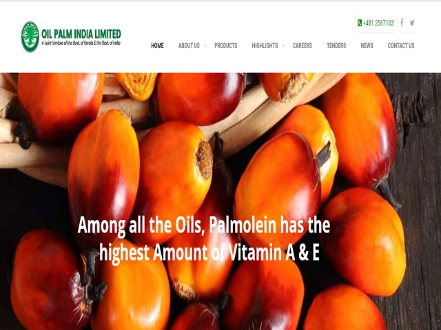 Oil Palm India Limited (OPIL)