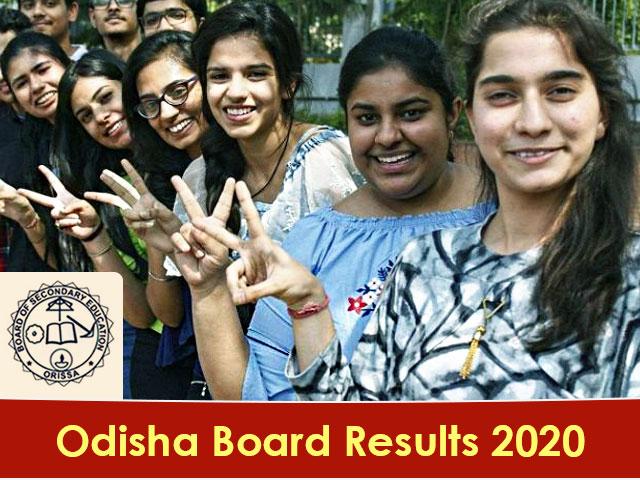 Odisha Board Result 2020
