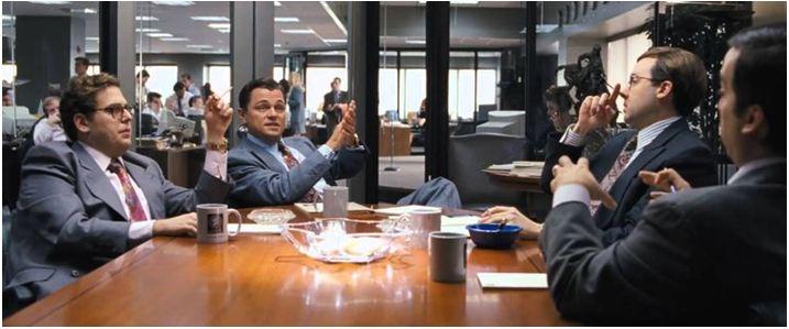 Office conversation Promise