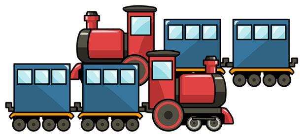 Opposite Direction Train