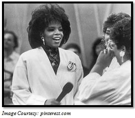Oprah winfrey Summer Intern