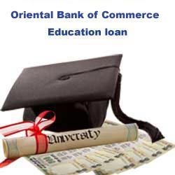 Oriental Bank of Commerce Education Loan
