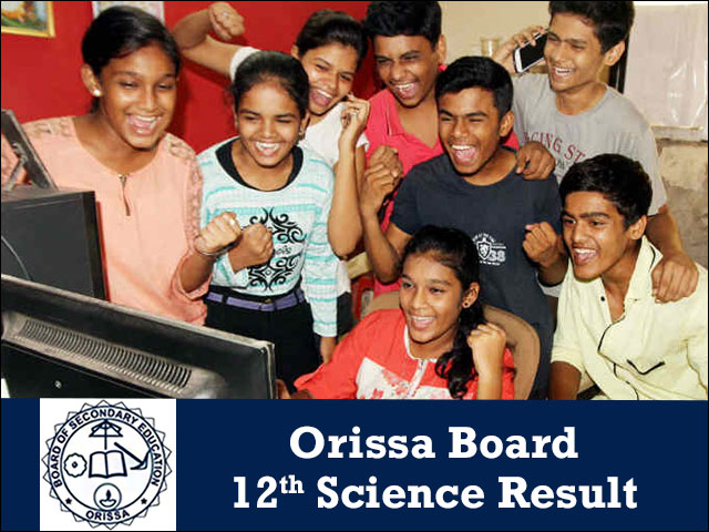 Check CHSE Odisha +2 Science Result 2019, Orissa Board Plus