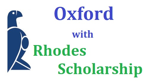 Oxford Rhodes Scholarship
