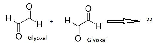 glyoxal reactions