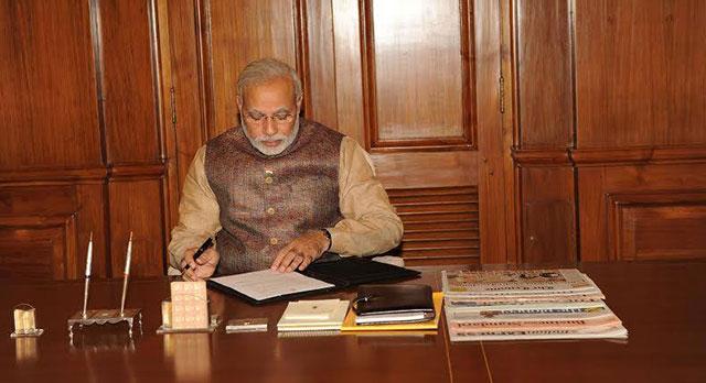 PM Modi pen cost