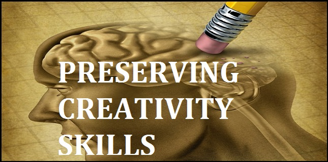 Tips to prevent students from losing their creativity skills
