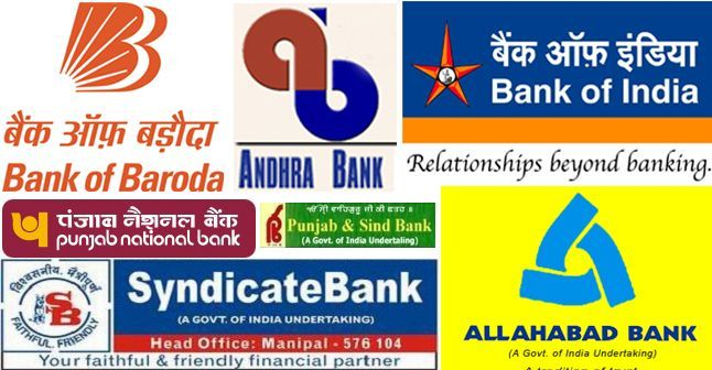 List of Public Sector Banks in India with Headquarters