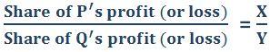 Partnership Profit Sharing