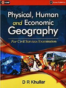 Physical human and economic geography