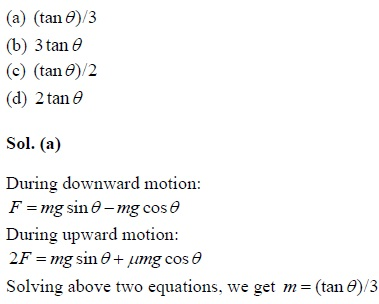 JEE Main Physics Practice Paper