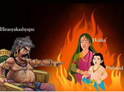 History of Holi Festival