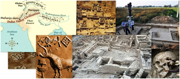 List of Archaeological Sites of Indus Valley Civilisation