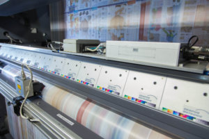 Printing press colour codes