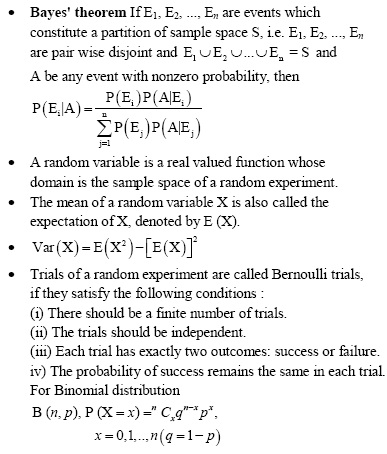 UPSEE Probability Important Concepts 2