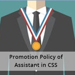 SSC assistant in CSS