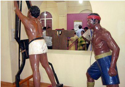 Punishment in cellular