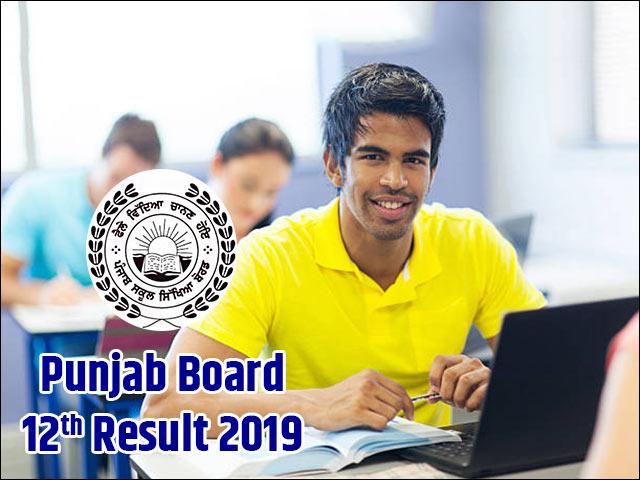 Check PSEB 12th Result 2019, Punjab Board 2019 Results, pseb