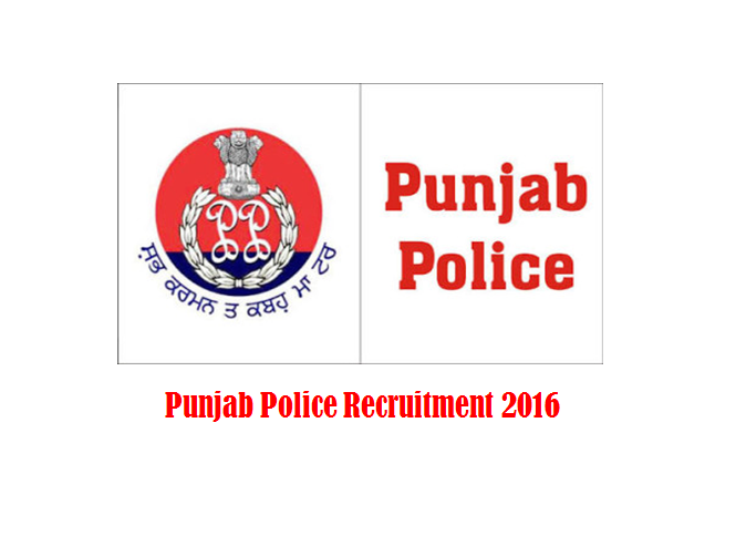 1000+ Constable Jobs in Punjab Police, 10+2 Can Apply