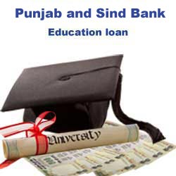 Punjab & Sind Bank Education Loan