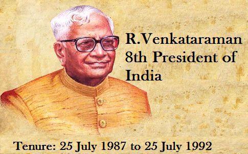 President Venkataraman
