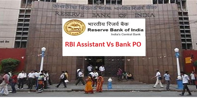RBI Assistant or Bank PO: Which one to go for?