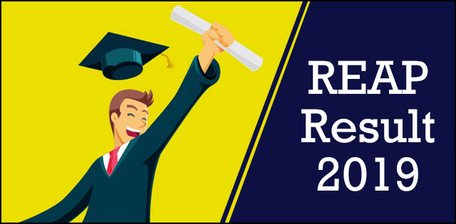 REAP Result 2019: Rajasthan Engineering Application Process