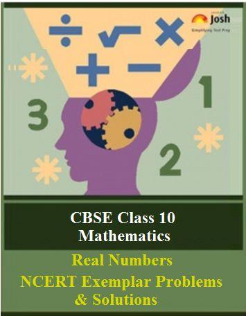 Class 10 Maths NCERT Exemplar, Real Numbers NCERT Exemplar Problems, NCERT Exemplar Problems, Class 10 NCERT Exemplar