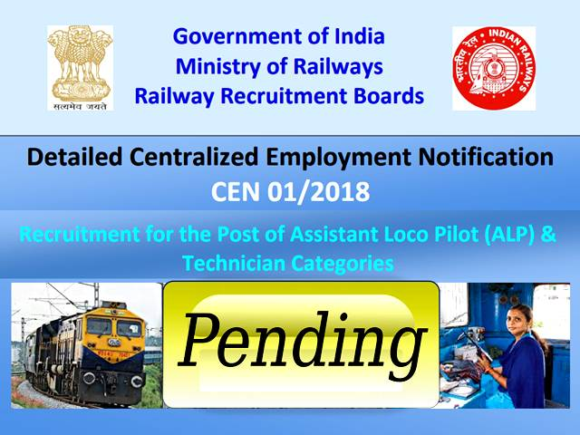 RRB ALP 2020 Recruitment Update: Shortlisted Candidates Complaining Over Delay in RRB ALP & Technician 2020 Joining Dates