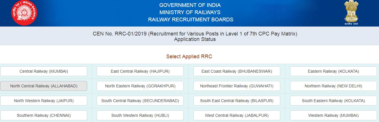 RRB Group D Level 1
