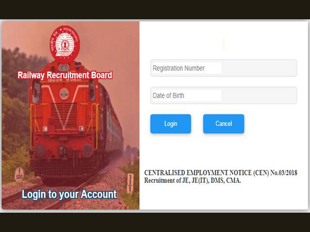 RRB JE Result 2019 for 1st Stage CBT out @rrbcdg.gov.in: Check your Scorecard now!