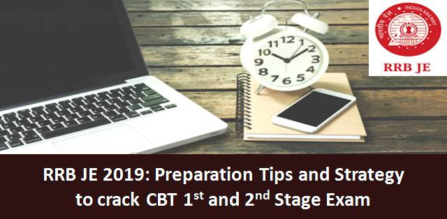 RRB JE 2019: Preparation Tips and Strategy